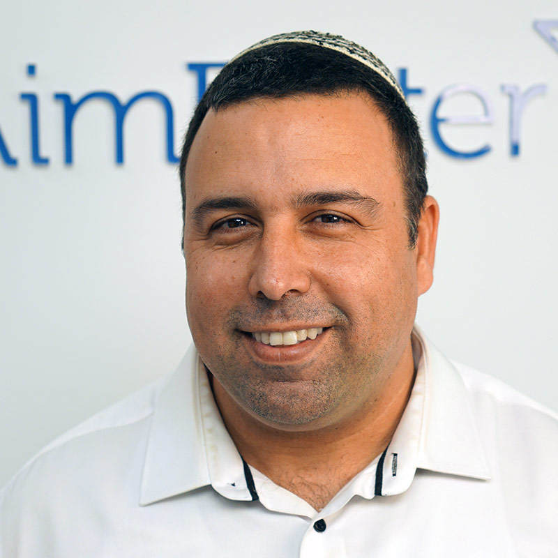 AimBetter Team | Yehuda Lasri - CEO and Co-Founder